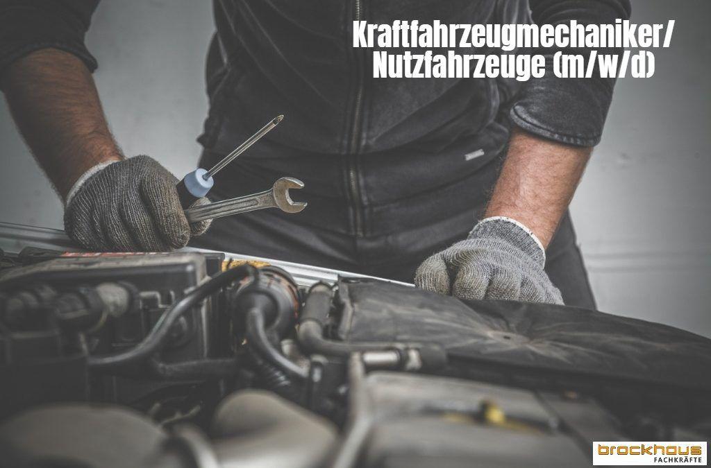Kraftfahrzeugmechaniker/Nutzfahrzeuge (m/w/d)