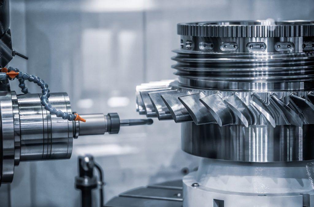 Zerspanungsmechaniker (m/w/d)  / CNC-Karusselldreher (m/w/d)