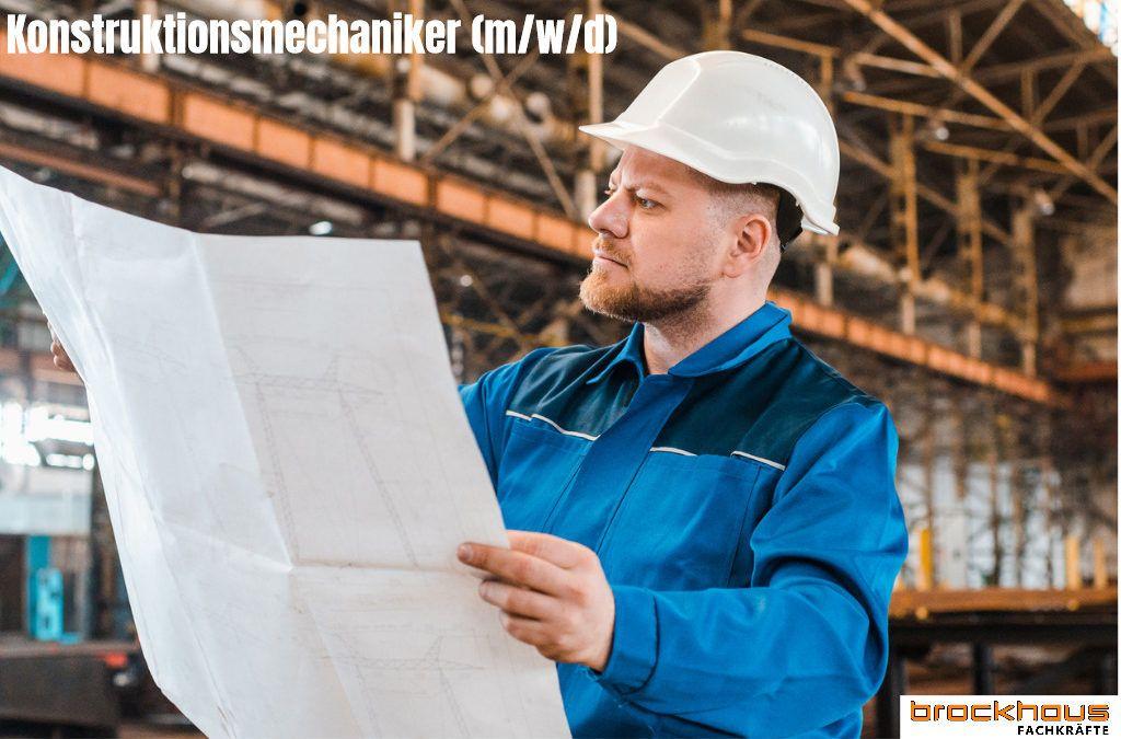 Konstruktionsmechaniker / Bauschlosser (m/w/d)