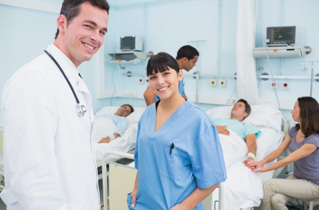 Krankenschwester (m/w/d) / Krankenpfleger (m/w/d)