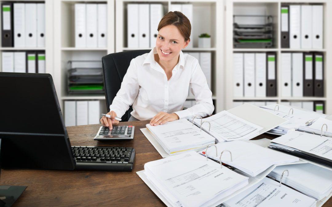 Bürokauffrau/-mann (m/w/d)